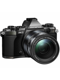 Olympus introduces Titanium OM-D E-M5 Mark II, two new PRO lenses