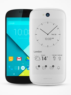 YotaPhone 2 gets Android 5.0 Lollipop update and a new white color