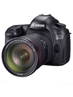 Singapore prices announced for the Canon EOS 5DS and 5DS R DSLR cameras