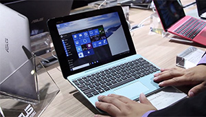 First Looks: ASUS Transformer Book T100HA