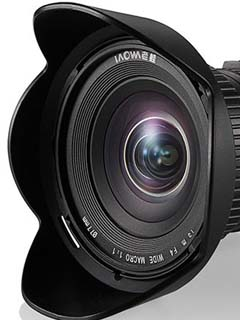 Venus Optics has just produced the World's widest macro lens, the Laowa 15mm f/4