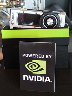 NVIDIA's Play the Future event for HWZ members