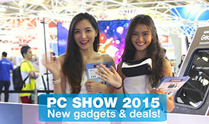 PC Show 2015: New gadgets & deals!