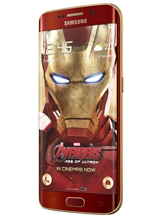 Samsung Galaxy S6 Edge Iron Man Limited Edition sold for US$91K in China
