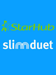 StarHub to offer its mobile pre-paid services via Slimduet