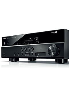 Yamaha's RX-V79 4K AV receiver series packs plenty of features and doesn't cost a limb
