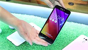 COMPUTEX 2015: ASUS Chairman Jonney Shih on the ZenFone Selfie