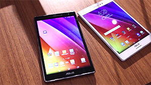 ASUS Chairman Jonney Shih on the 8-inch ZenPad 8.0 and ZenPad S 8.0 tablets