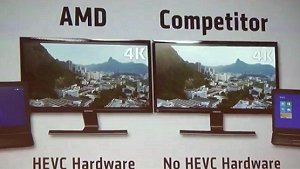 AMD Carrizo trumps Intel's Broadwell in HEVC / H.265 video performance