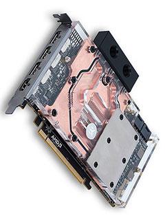 EKWB, XSPC to launch AMD Radeon R9 Fury X water block