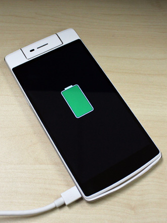 Shootout: A race to 100% among the fastest charging phones