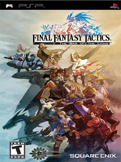 Take part in the War of the Lions! Final Fantasy Tactics out on Android and iOS