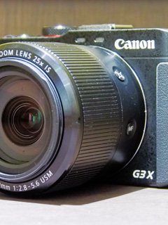 Hands-on with the new Canon PowerShot G3 X and limited edition SG50 PowerShot G7 X
