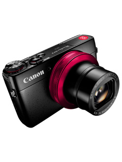 Canon introduces limited edition SG50 PowerShot G7 X with red ring and emblem