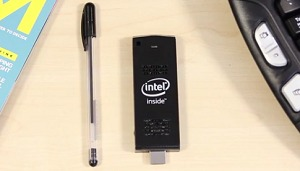 Check out the Intel Compute Stick in action!
