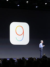 Apple's iOS 9 includes a smarter Siri, a new News app, and iPad split-screen multitasking