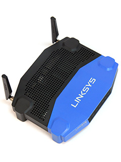 Linksys WRT1200AC AC1200 Dual-band Smart Wi-Fi Router - A premium AC1200 class router