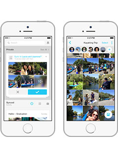 Facebook releases Moments photo app that recognizes your friends from your camera roll