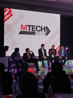 Meralco launches MTECH 2015 with solutions that can change the power industry