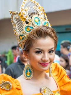 Nikon Pahiyas Photowalk 2015: A spectacle of beauty and fruitage