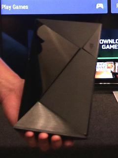 COMPUTEX 2015: NVIDIA demos new SHIELD Android TV