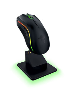 Razer launches new Mamba gaming mouse that allows you to customize the force of your clicks