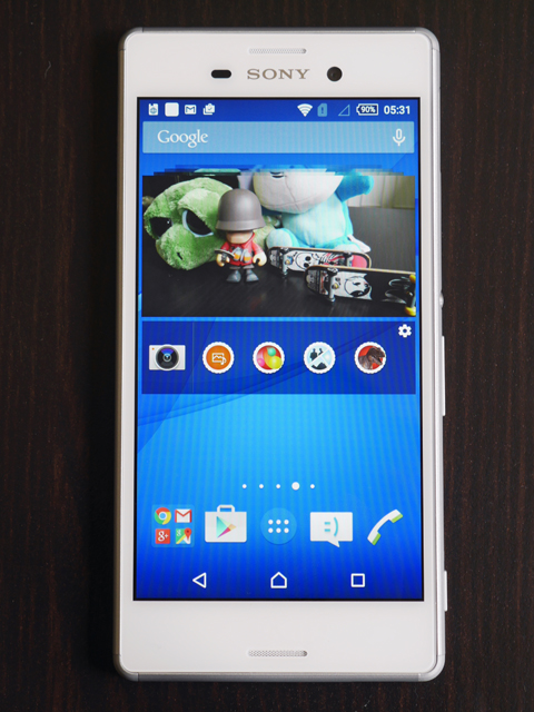 Sony Xperia M4 Aqua: Style over substance