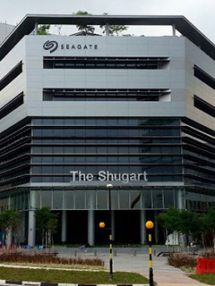 Seagate officially opens approx RM280 million R&D center in Singapore