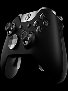 E3 2015: The Xbox Elite Wireless Controller, the new controller for the Xbox One.