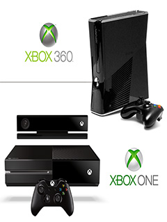 Xbox One soon to be compatible with select Xbox 360 games (Updated with video)