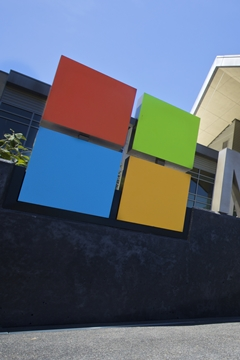 Microsoft suffers a net loss of US$3.2 billion, after posting US$8.4 billion of write-downs