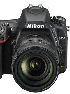Nikon issues another service advisory for the D750 camera