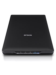 Epson introduces the Perfection V39, a small and light scanner for SOHOs and SMEs