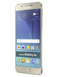 Samsung's Galaxy A8 is its thinnest smartphone yet
