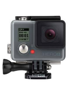 GoPro announces launch of Hero+ LCD