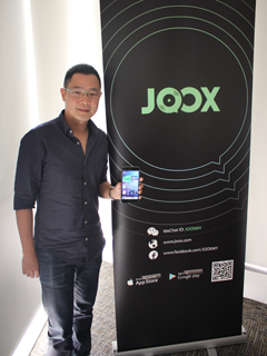 Talking JOOX with Tencent's Dennis Hau