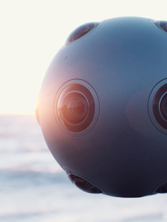Virtual Reality camera for filmmakers is Nokia's next big thing