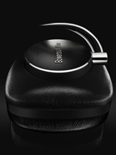 Bowers & Wilkins announces the launch of their first Bluetooth headphones, the P5 Wireless