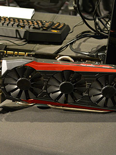 ASUS unveils details on the tech behind its custom graphics cards