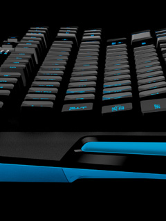 Logitech G310 Atlas Dawn mechanical keyboard looks very familiar