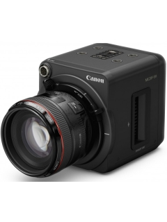 Canon's new ME20F-SH let's you see in the dark, has ISO over 4 million