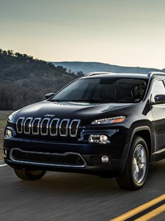 Chrysler is recalling 1.4 million vehicles after video shows a Jeep Cherokee being hacked