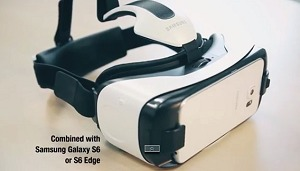 First looks at the Samsung Gear VR Innovator Edition for S6 and S6 Edge