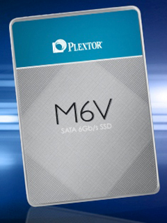 Plextor's M6V is the latest entry-level SSD to hit the stands
