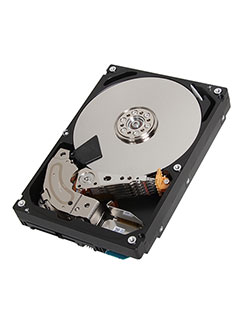 Toshiba unveils more affordable MC04 6TB enterprise HDD