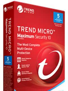 Trend Micro Security 10 is fully compatible with Windows 10