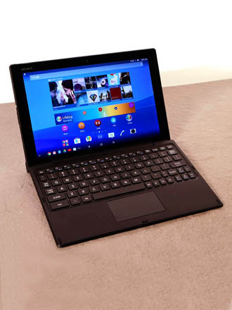 Sony Xperia Z4 Tablet - Sony's answer to the Surface 3?