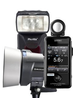 Elinchrom, Phottix and Sekonic Announce a New Technology Alliance.
