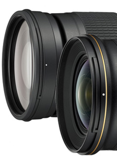 Go wide or go long with Nikon's new lenses