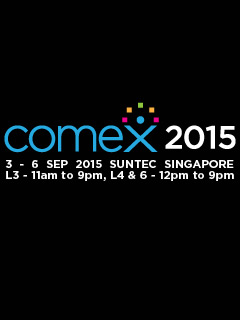 Comex 2015 returns with a better trade-in program, tech showcase, and contests with attractive prizes to be won